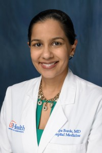 Dr. Deepa Borde, Assistant Professor, Department of Medicine